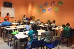 Уроки в начальной школе