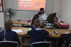 Уроки русского языка в 4 классе